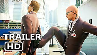 PS4 - Hitman 2: NEW Trailer (2018) PS4 / Xbox One / PC