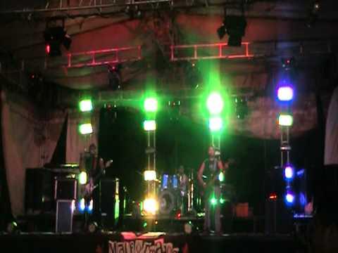 Mal formados Carnaval Rio Grande 2011 Crucifixion Tour