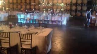 Wedding at Leal Vineyards in Hollister Ca