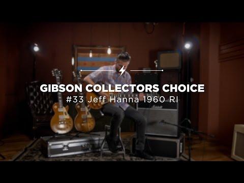 Gibson Collectors Choice #33 Jeff Hanna 1960 RI Quickriff