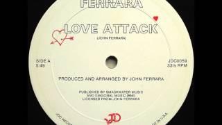 Ferrara - Love Attack (1979)_Vinyl 12