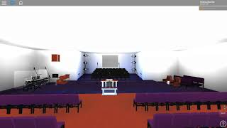 GCOP Church Roblox recording test