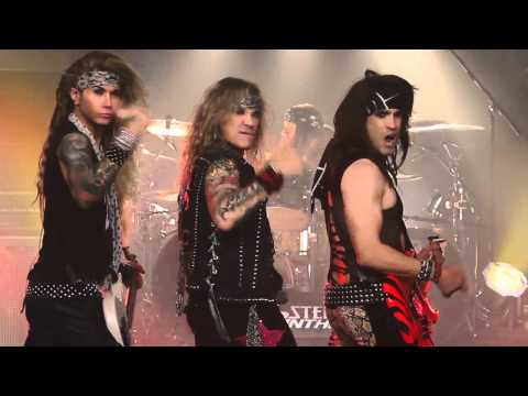 "Steel Panther - "" Happy Birthday Ladies"" for the Rock of Ages Rock 'N' Roll Shout Out!"