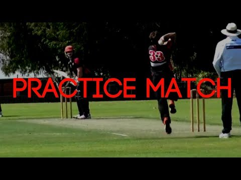 Premier Grade Cricket Perth CC Pre-season Intraclub Match