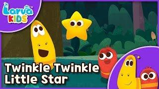Download Video [Nursery Rhyme] Twinkle Twinkle Little Star - English - Larva KIDS MP3 3GP MP4