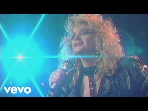 Bonnie Tyler - Race To The Fire (Peters Popshow 05.12.1992) (VOD)