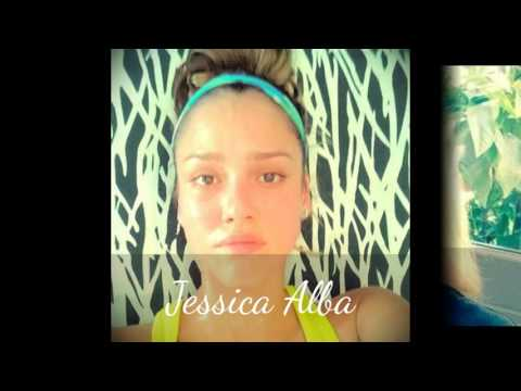 Beautiful Celebrity Without Makeup - Bellissime Celebrity Anche Senza Makeup