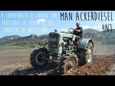 MAN ACKERDIESEL 4N1
