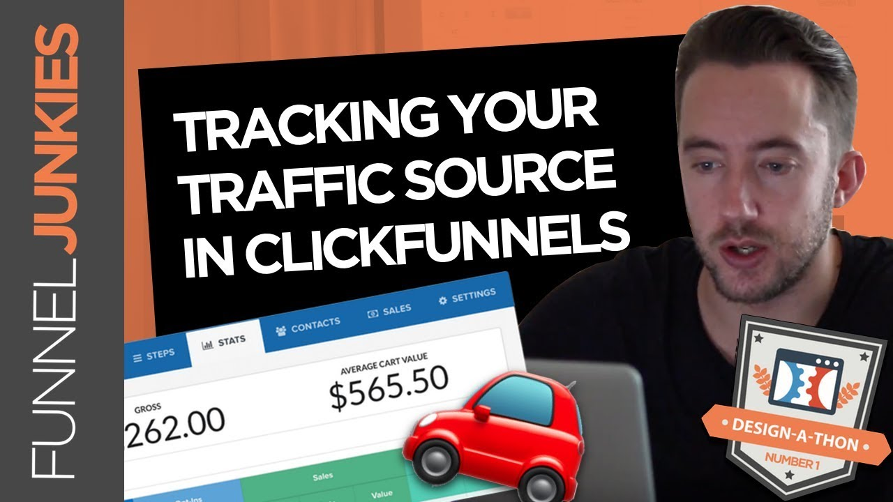 ClickFunnels Tutorial: How To Track Leads And Sales From Different Traffic Sources
