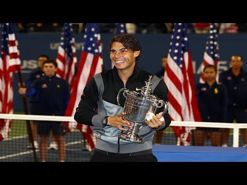 Rafael Nadal vs Novak Djokovic Final Moments at 2010 US Open Final