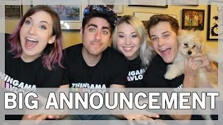 Exciting Changes Coming to Thingamavlogs