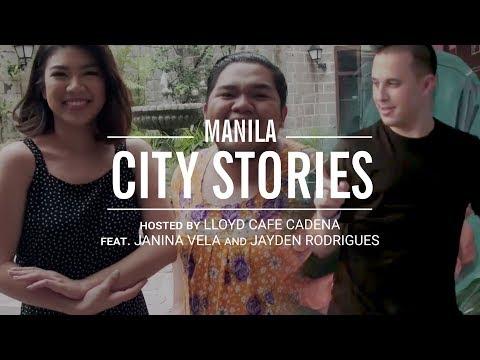 YTFF City Stories: Manila 2017 | Lloyd Cafe Cadena, Janina Vela & Jayden Rodrigues