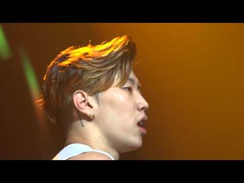 160129 AOMG CONCERT TOUR SEOUL STAGE 5- 박재범 / JAY PARK