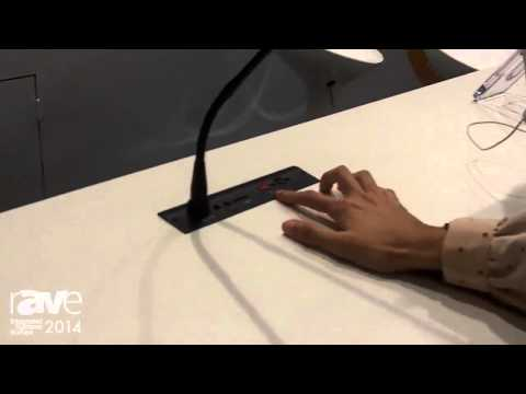 ISE 2014: BXB Electronics Displays Customizable Conference System