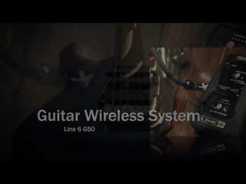 guitar wireless system review of line 6 guitar wireless system youtube. Black Bedroom Furniture Sets. Home Design Ideas
