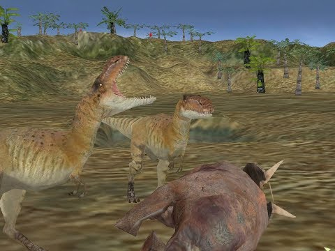 Planet Dinosaur Episode 3 Last Killers Part 1 JPOG