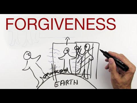 FORGIVENESS explained by Hans Wilhelm