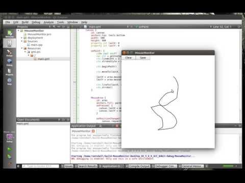 Qt QML - 149 Calling C++ Functions