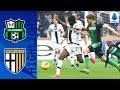 Sassuolo 0-1 Parma   Gervinho Wins It for the Visitors   Serie A TIM