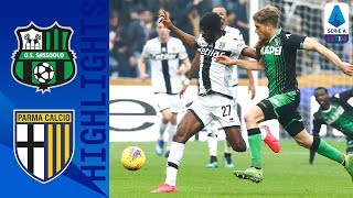 Sassuolo 0-1 Parma | Gervinho Wins It for the Visitors | Serie A TIM