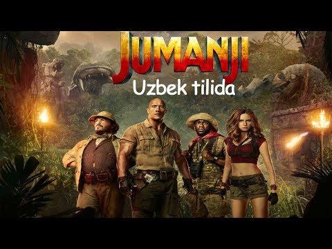 Jumanji Uzbek Tilida  E Bo`pti Ustimdan Tush