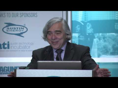 Ernest Moniz Keynote: All-of-the-Above in a Carbon Constrained World - SXSW Eco 2014