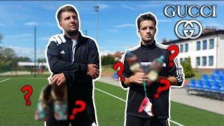 BUTY GUCCI ZA 0 ZŁ | WŁASNORĘCZNIE ZROBIONE KORKI - GDfootball