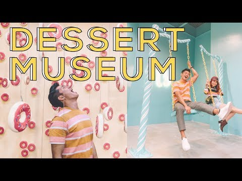 I Went Crazy Inside The First Dessert Museum in Manila!