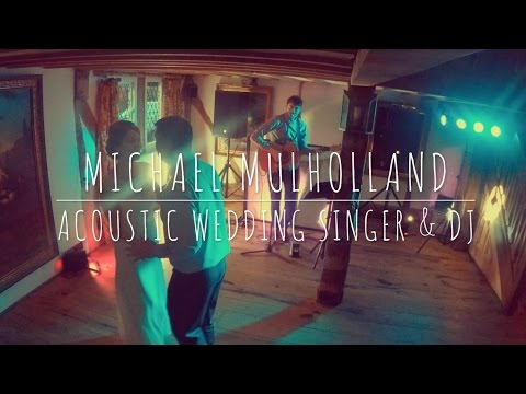 Michael Mulholland Acoustic Wedding Singer (The Plough Inn, Cheshire)