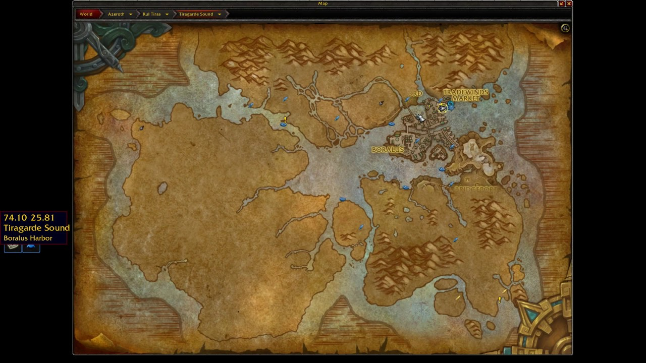Legion World Map.7th Legion Emissary Location Wow Youtube