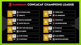 CONCACAF LIGA DE CAMPEONES 2018 PARTIDOS