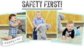 Danger Alert! Practicing Child Safety | A Story of Mommy and Me