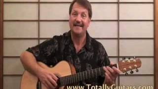 Learn to play Mini Lesson Waiting On A Friend  The Rolling Stones acoustic guitar lesson