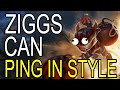 ZIGGS CAN PING IN STYLE