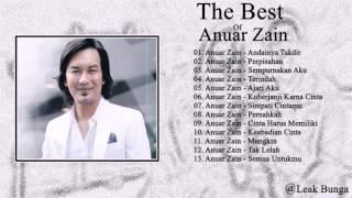 Gambar cover Anuar Zain   Full Album    Lagu Baru Melayu 2016 Malaysia