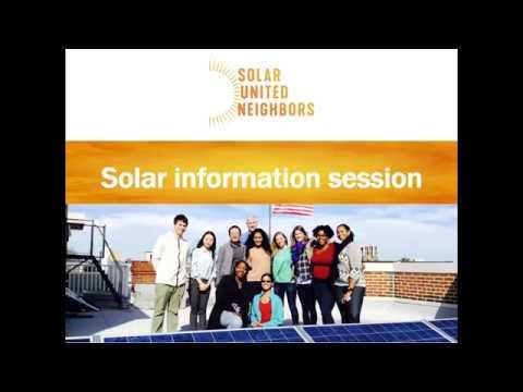 New Jersey Solar Webinar