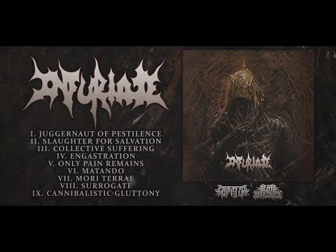 INFURIATE - SELF-TITLED [OFFICIAL ALBUM STREAM] (2018) SW EXCLUSIVE