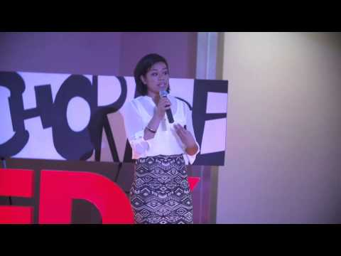 The Power of I Am | Elisiva Maka | TEDxAnchorage