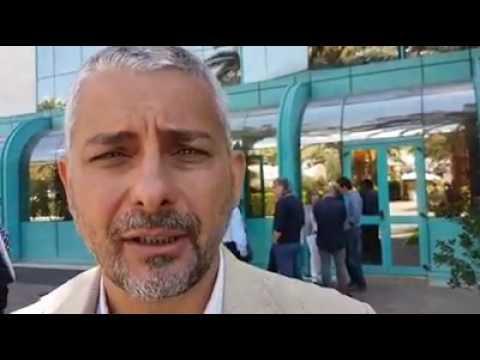 Intervista Sergio Bellavita USB LAVORO PRIVATO al 2ndo Congresso nazionale di...