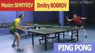 Maxim SHMYREV and Dmitry BOBROV are ready for Russian Open Tour-2015