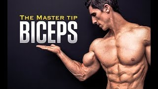 "The Biceps Workout ""Master Tip"" (FASTER GAINS!)"