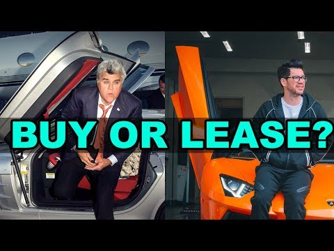 Buying vs Leasing a Car 101: How to pick the BEST choice