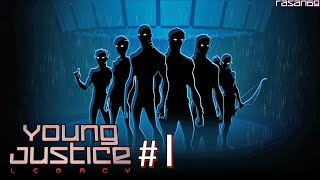 Young Justice Legacy [PC] walkthrough part 1