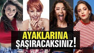 Adriana Lima'nın Ayakları Olay Oldu! Peki Ya Türk Ünlülerin Ayakları thumbnail
