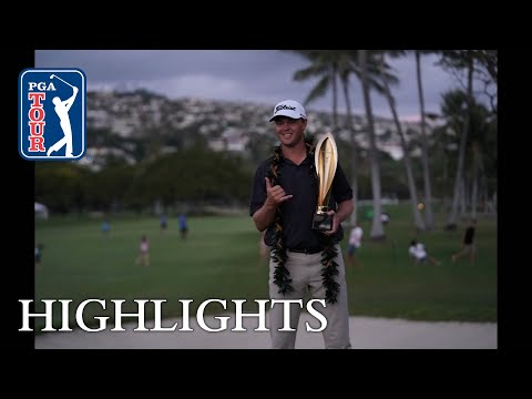 Highlights | Round 4 | Sony Open