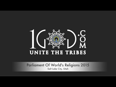 1GOD.com at The Parliament of World