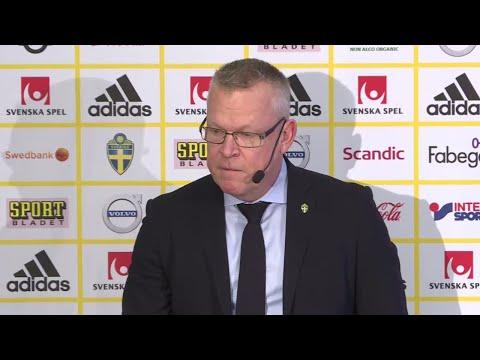 """Andersson om Zlatan i landslaget: """"VIll han vara med får han höra av sig"""" - TV4 Sport"""