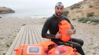 Boyas para nadadores y triatletas Oceanman