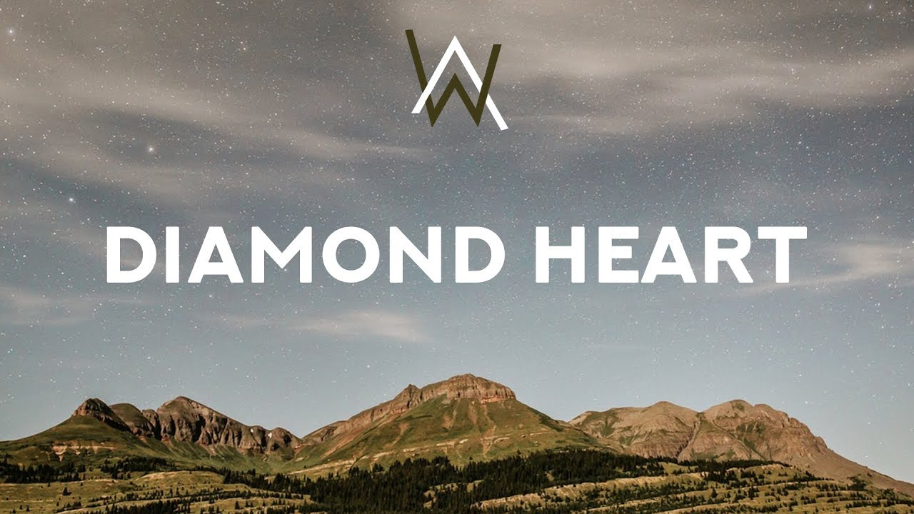 Alan Walker - Diamond Heart