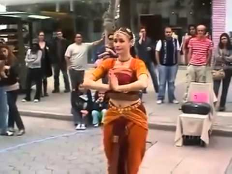 foreign dancing for india classical dance
